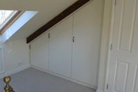 Fitted Wardrobes Totnes